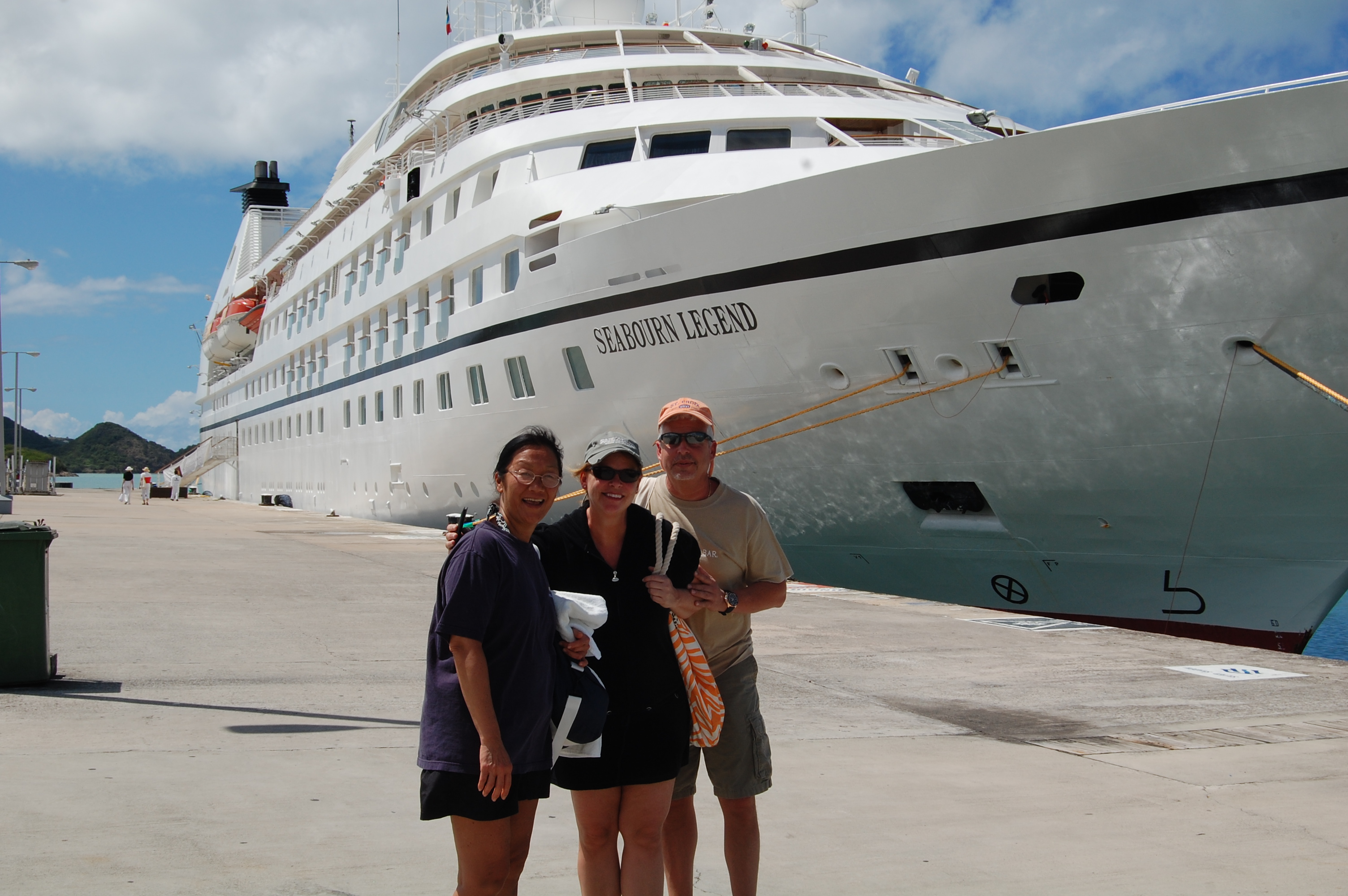 The seabourn legend the world according to jud the seabourn legend baanklon Images