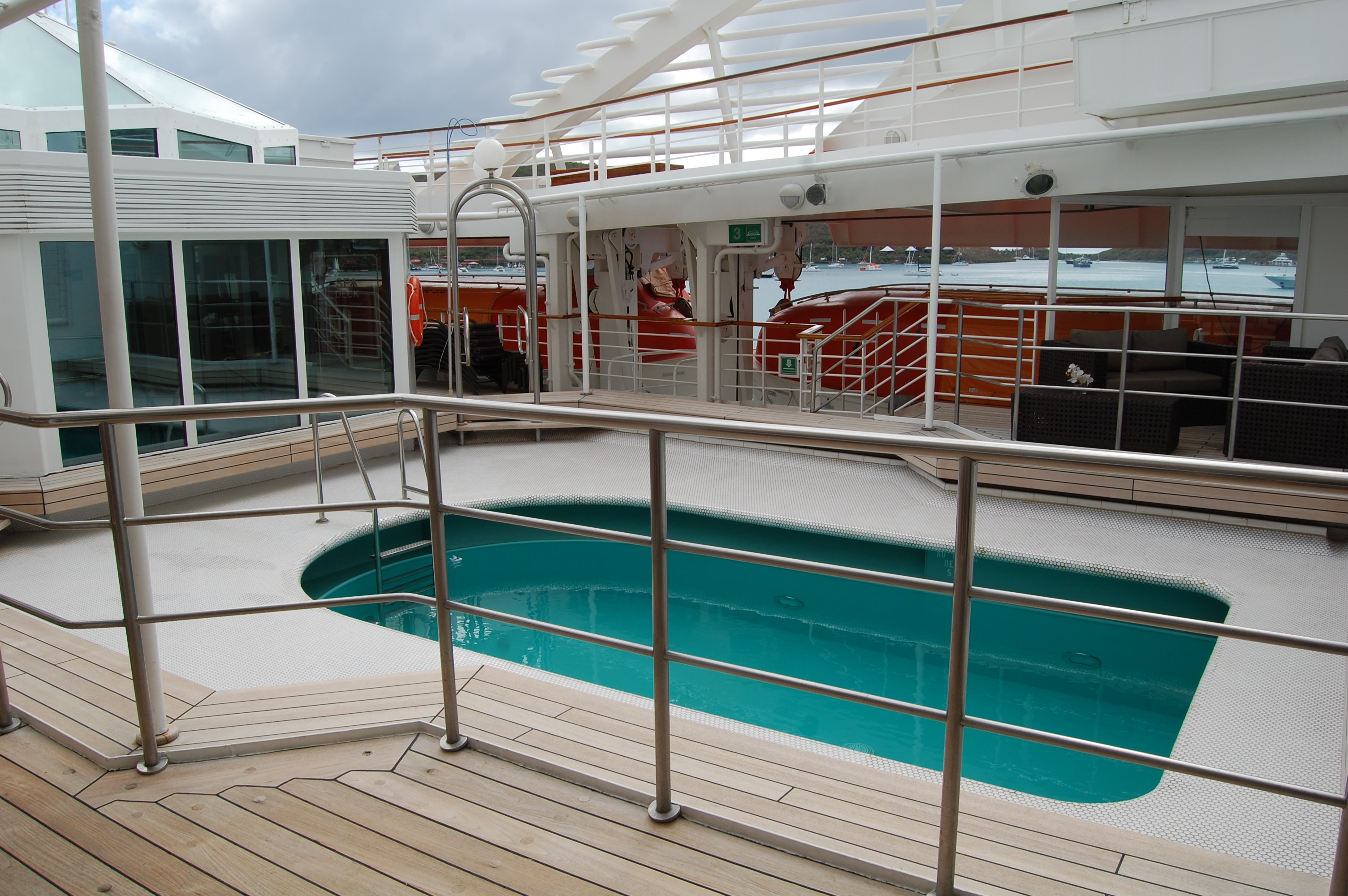 The seabourn legend the world according to jud our cruise baanklon Images